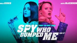 The Spy Who Dumped Me (2018) - Trailer