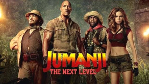 Jumanji: The Next Level (2019) - Trailer
