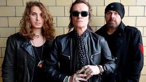 Power Rock Trio - California Breed