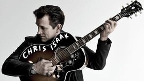 Chris Isaak, First Comes the Night (2015)