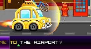 Video Game: Annoying Cab (iOS)