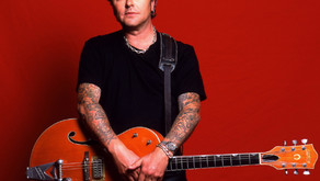 Brian Setzer- There be a whole lot of shakin' goin' on.