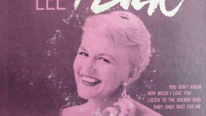 """""""Fever"""" by Peggy Lee - Track of the Week"""