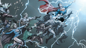 DC Universe: Rebirth Part 1