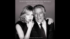 """""""Fascinating Rhythm"""" by Tony Bennett & Diana Krall - Track of the Week"""