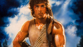 The Rambo Movies Ranked- Part 1