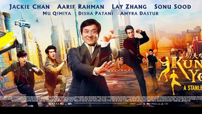 Kung Fu Yoga (2017) - Review