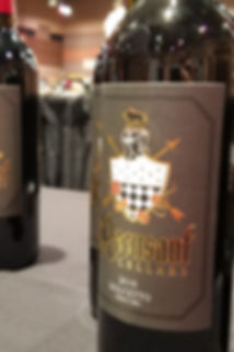 Recusant Cellars 2018 Dolcetto