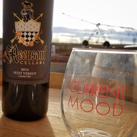 Current Mood: Wine