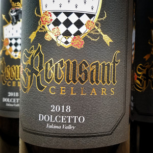 Dolcetto Label