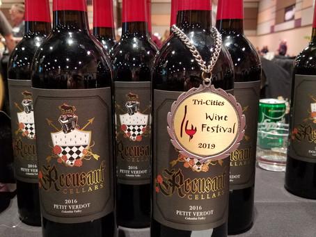 Tri-City Wine Festival Fun