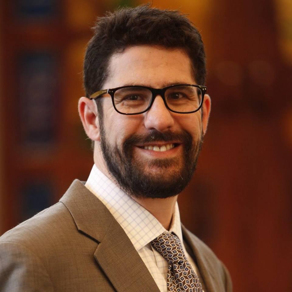 Rabbi Joshua Levine Grater
