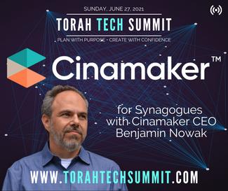 Cinamaker for Synagogues