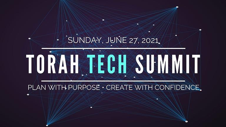 Torah Tech Summit 2021