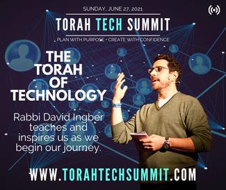 The Torah of Technology