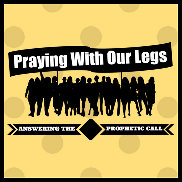 Praying With Our Legs