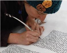 sofer writing Torah.jpg