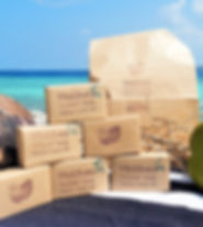モルディブ産土産ココナッツおいオイル