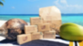 Maldives soap