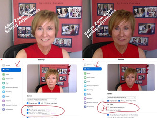 Boom on Zoom. Look your best with this easy tip.