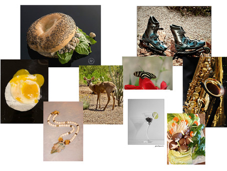 Photo-A-Day 30 ideas for creative mobile phone photos