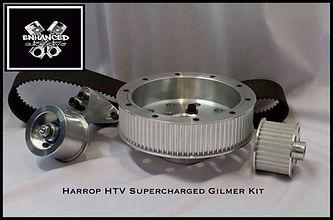 Harrop HTV Superchager Gilmer Kit
