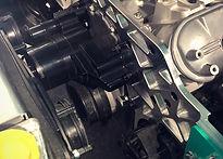 Custom Engine Plate