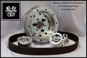 Magnuson Heartbeat Supercharger Gilmer Kit
