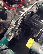 Billet Custom Engine Plate