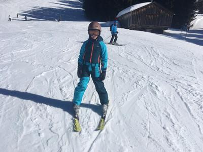 Hi ha ho! Skiën doe je zo!