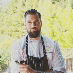 #portrait #applewood #chef