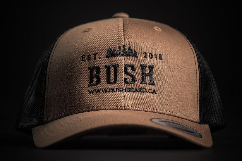 BUSH Brand Snap back