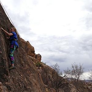 Climbing Youth Namibia
