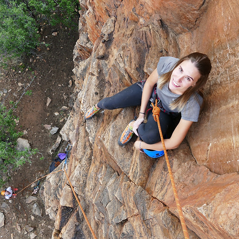 Climbing Day Trip