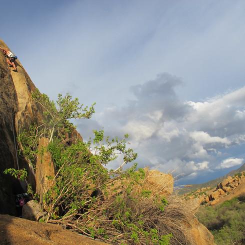 Climbing Outing - Omandumba