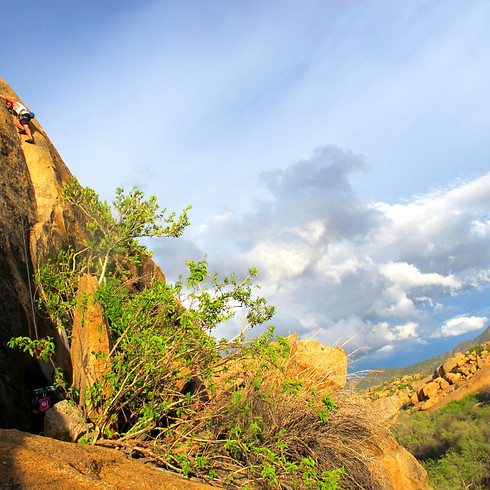 Easter in the Erongo Mountains
