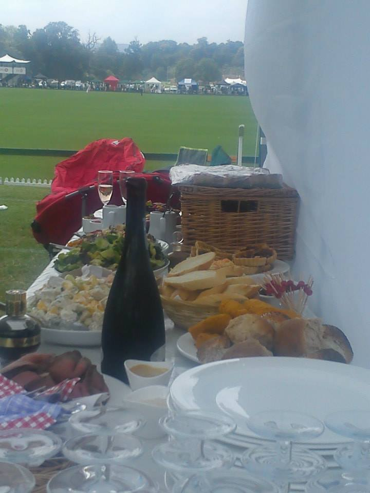 Picnic at Cowdray Polo VC final