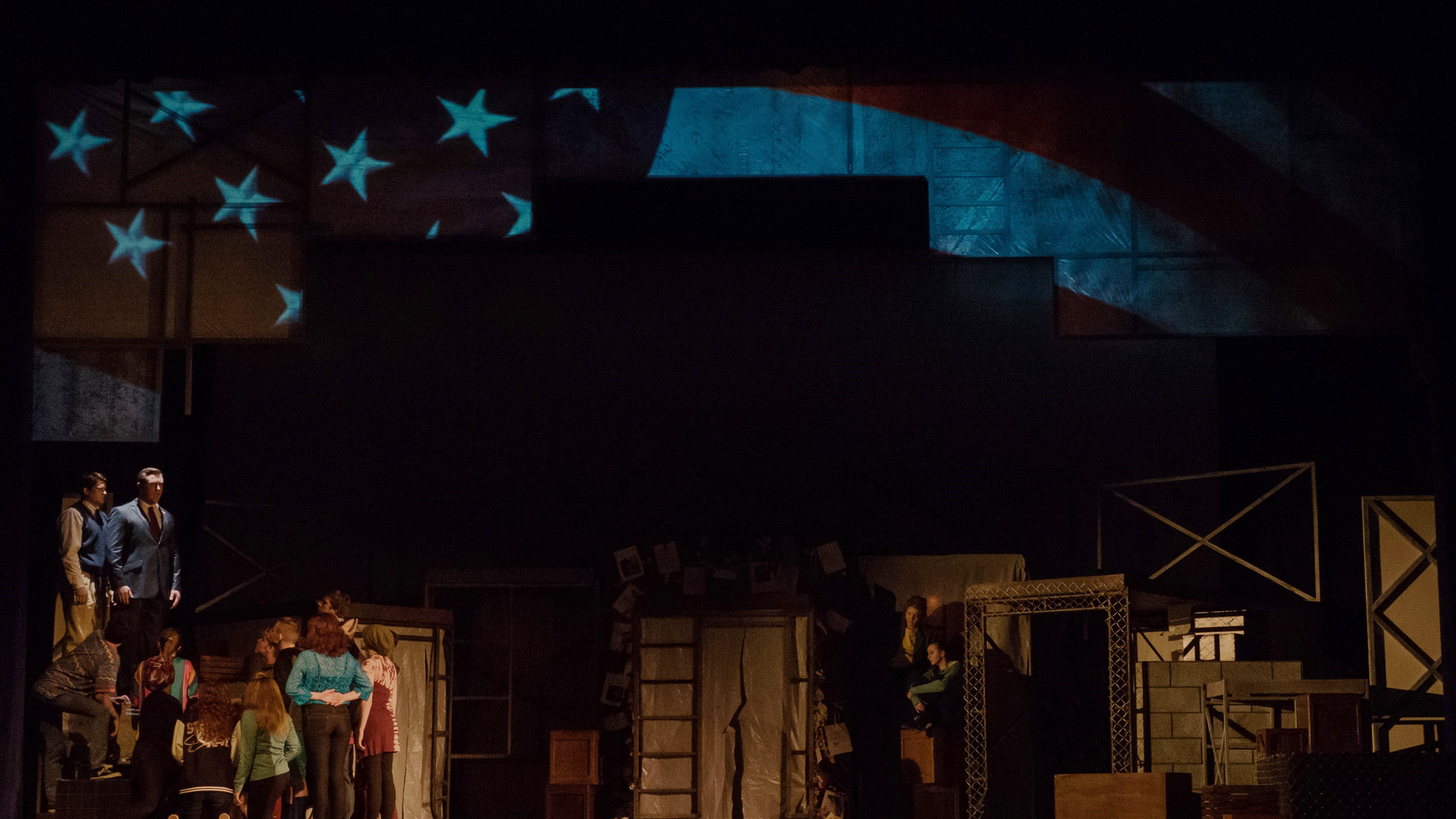 Theatre Projection Designer EchoBOOM American Flag Waving.png