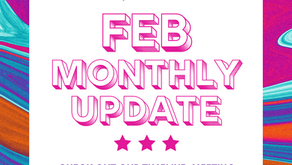 February Monthly Update 2021