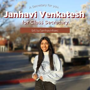 Janhavi Venkatesh
