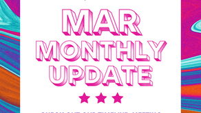 March Monthly Update 2021