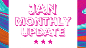 January Monthly Update 2021