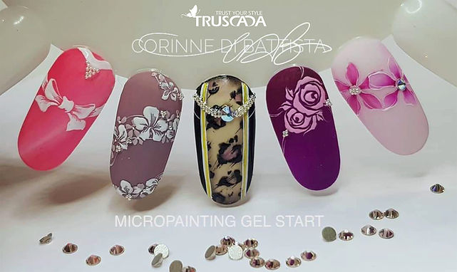 Micropittura Gel Start Truscada