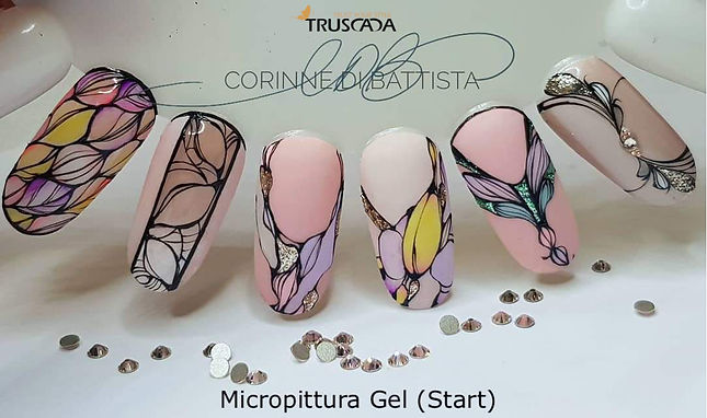 Micropittura Gel Start - Corinne Di Batt