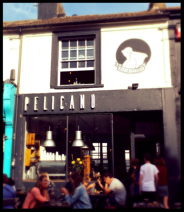 Pelicano coffee and roastery, Sydney Street, Brighton