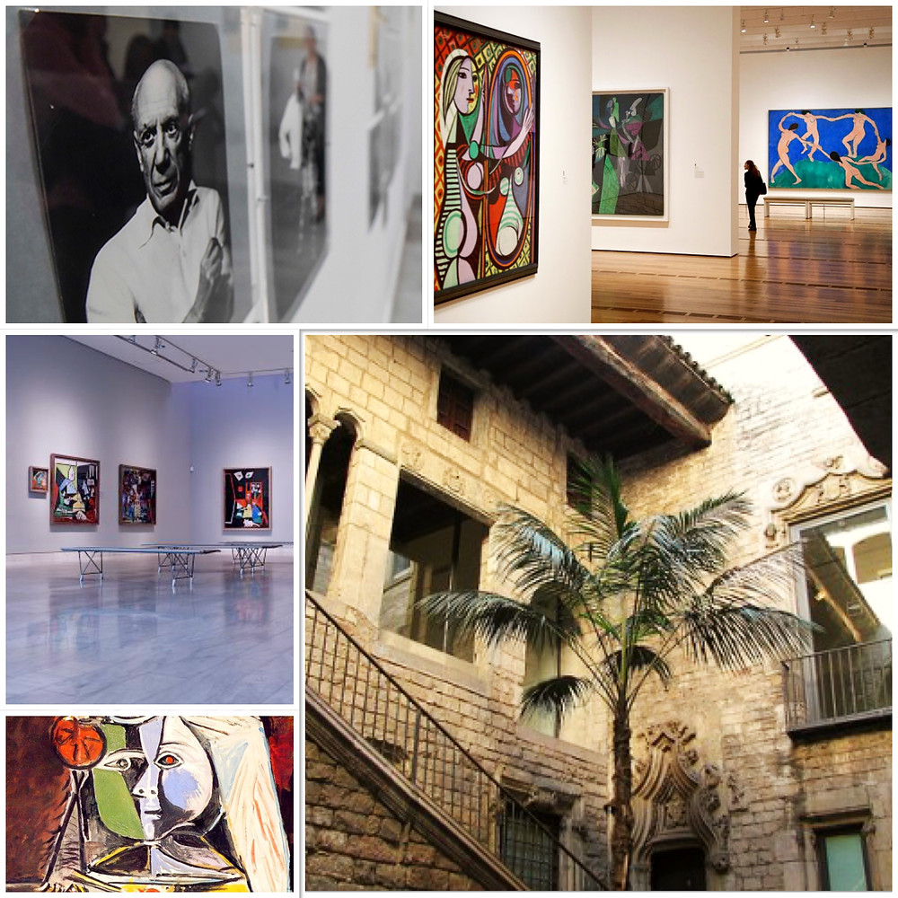 The Picasso Museum, Barcelona
