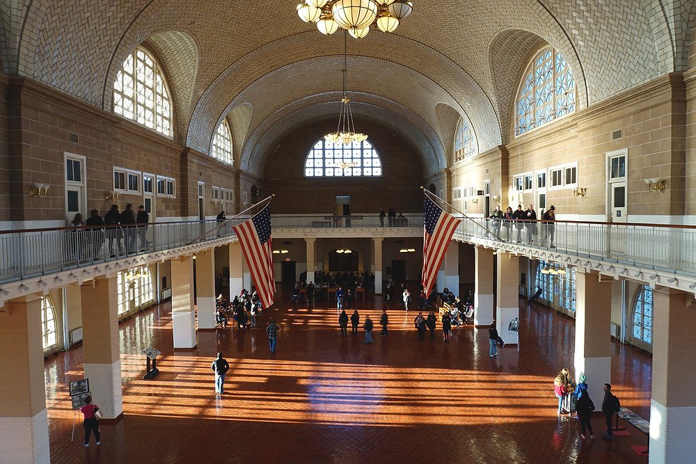Photo by Colin (hodgesce13) on Pixabay -  Ellis Island Immigration Museum photo