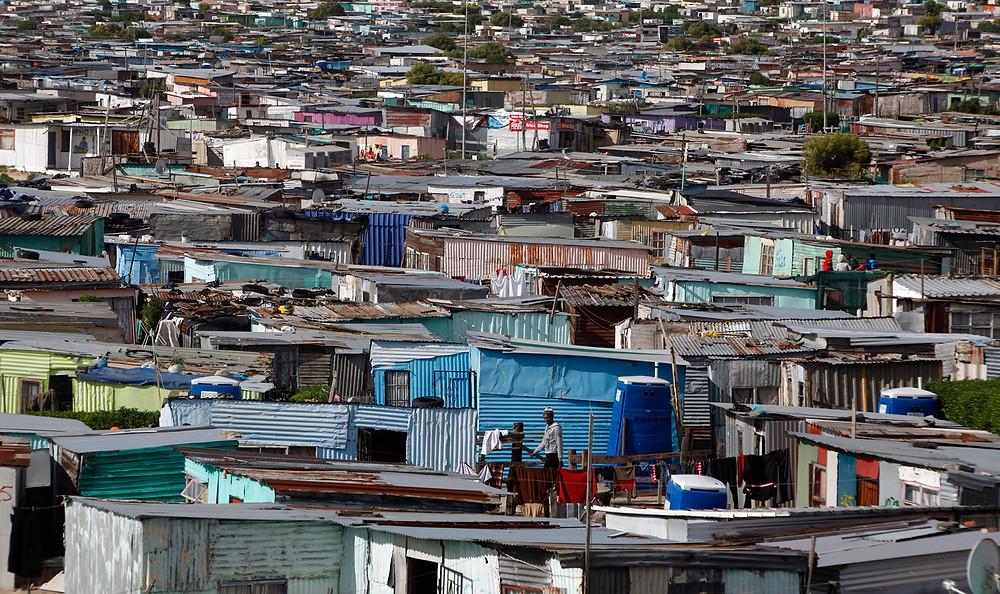 Khayelitsha near Cape Town