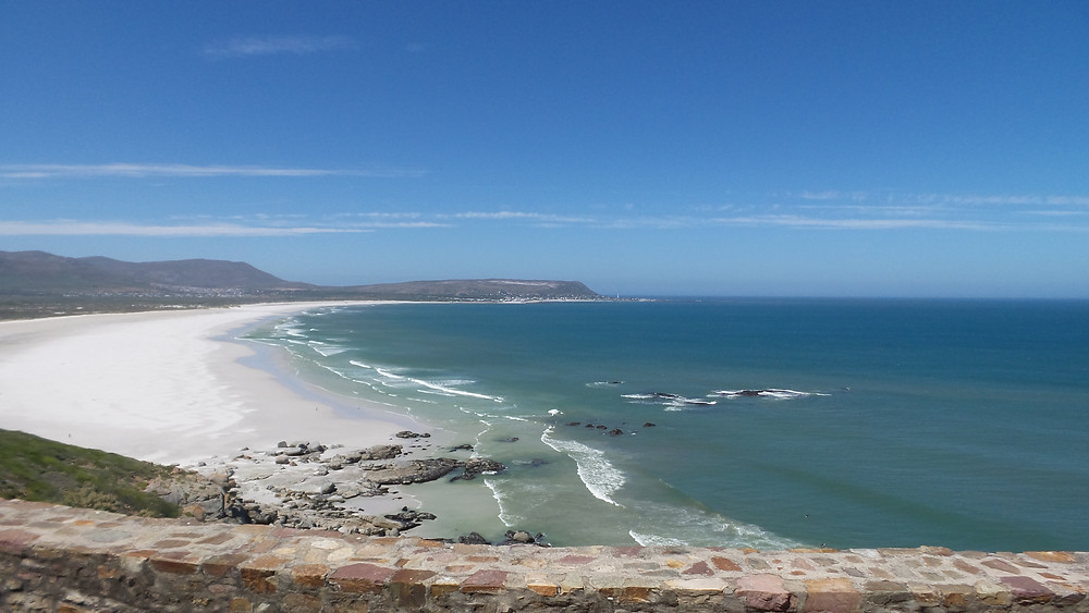 One of South Africa's stunning beaches