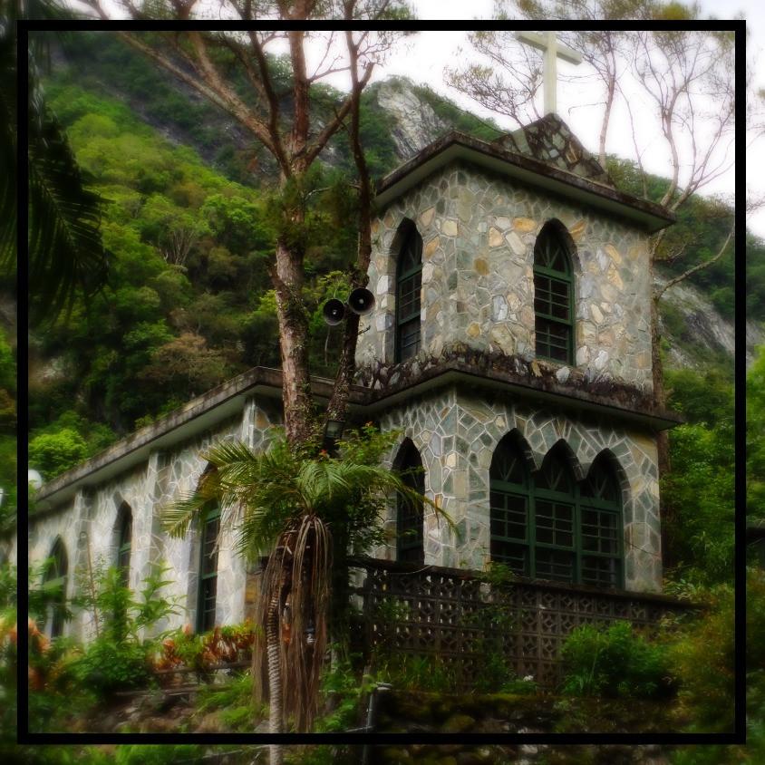 The Catholic Church in Taroko Gorge